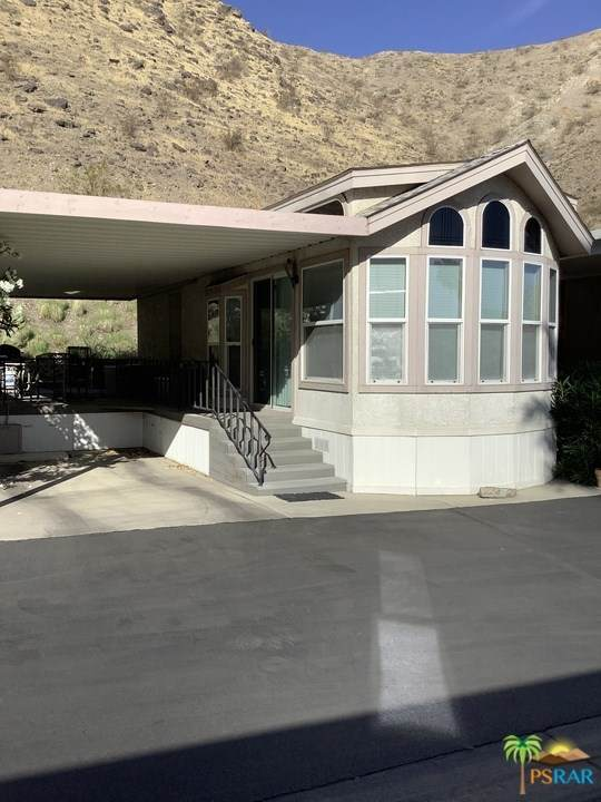 69333 E Palm Canyon Drive #45, Cathedral City, CA 92234 (MLS #21720378) :: Desert Area Homes For Sale