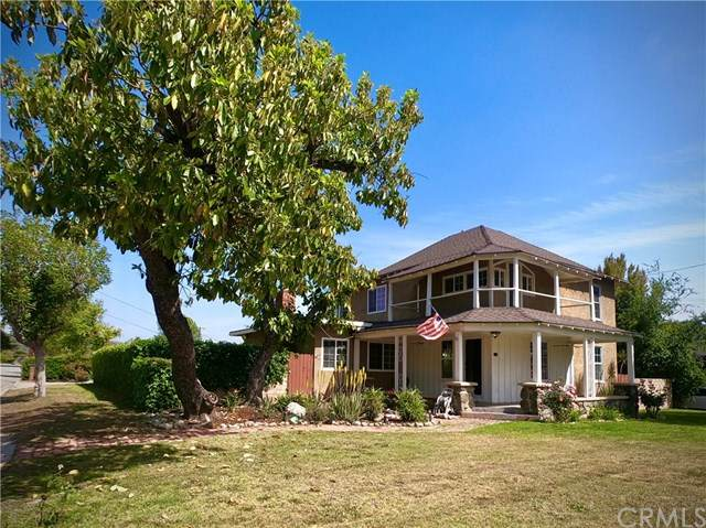 202 S Loraine Avenue, Glendora, CA 91741 (#CV21068971) :: Cal American Realty