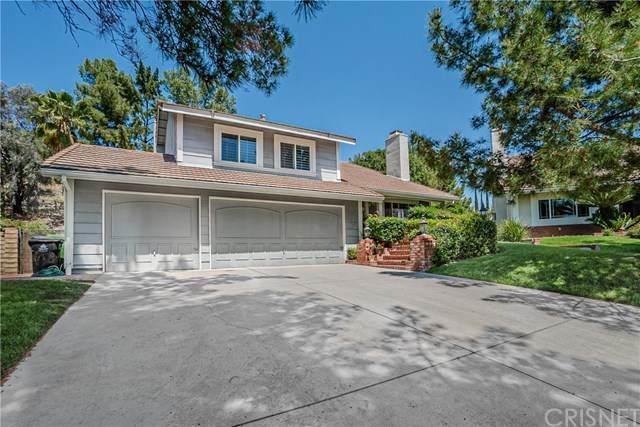 17369 Sunset Ridge Circle, Granada Hills, CA 91344 (#SR21081462) :: Massa & Associates Real Estate Group   eXp California Realty Inc