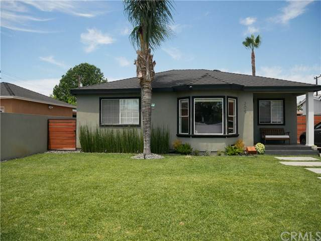 309 N Spruce Street, Montebello, CA 90640 (#PW21076061) :: Zember Realty Group