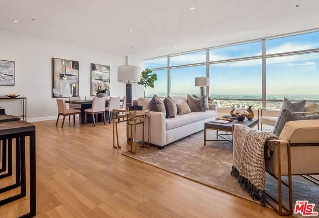 900 W Olympic Boulevard 44C, Los Angeles (City), CA 90015 (#21717338) :: Massa & Associates Real Estate Group | eXp California Realty Inc