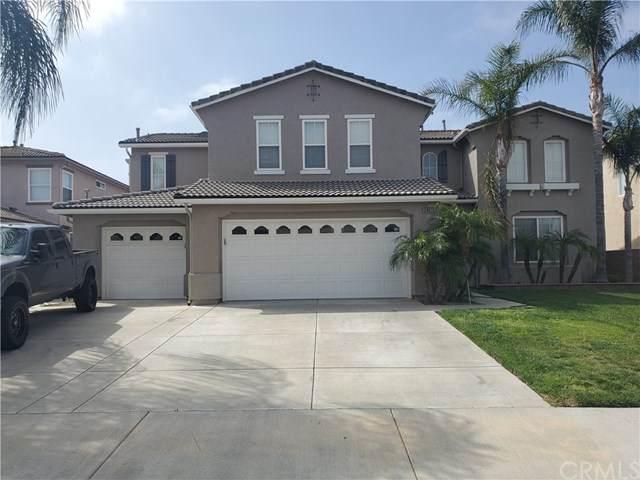 13497 Eagle Nest Court, Eastvale, CA 92880 (#IG21081335) :: COMPASS