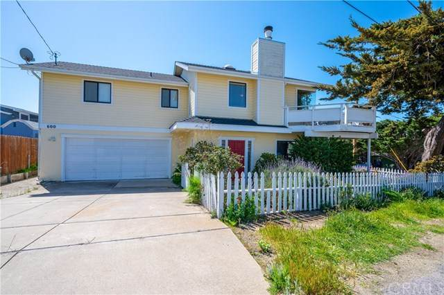 600 Elena Street, Morro Bay, CA 93442 (#PI21081876) :: Team Forss Realty Group