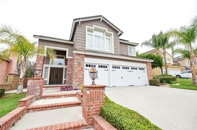 15057 Avenida De Las Flores, Chino Hills, CA 91709 (#TR21081655) :: COMPASS