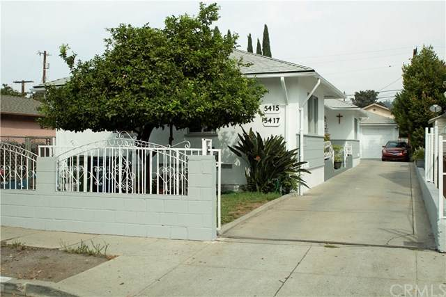 5415 Baltimore Street, Highland Park, CA 90042 (#CV21081990) :: Team Forss Realty Group