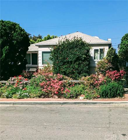 1805 Laurel Avenue, Manhattan Beach, CA 90266 (#SB21081849) :: Mainstreet Realtors®