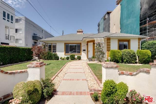 10541 Moorpark Street, Toluca Lake, CA 91602 (#21715796) :: Rogers Realty Group/Berkshire Hathaway HomeServices California Properties