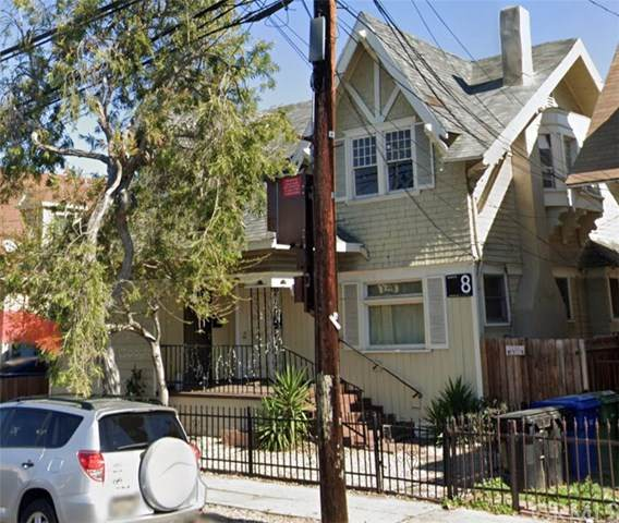 2624 S Budlong Avenue, Los Angeles (City), CA 90007 (#AR21082060) :: Zen Ziejewski and Team