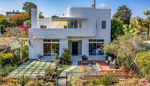 2001 Navy Street, Santa Monica, CA 90405 (#21718086) :: Mint Real Estate
