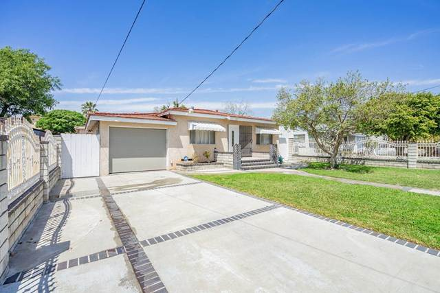 1017 Newton Street, San Fernando, CA 91340 (#221002027) :: The Brad Korb Real Estate Group