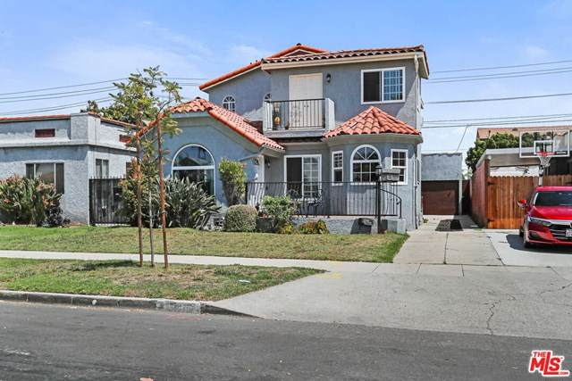 3748 Cimarron Street, Los Angeles (City), CA 90018 (#21720792) :: Team Forss Realty Group