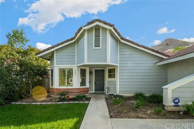 29603 Poppy Meadow Street, Canyon Country, CA 91387 (#SR21082000) :: Team Forss Realty Group