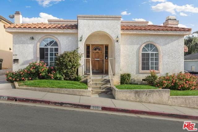 632 11Th Street, Hermosa Beach, CA 90254 (#21720812) :: Mainstreet Realtors®