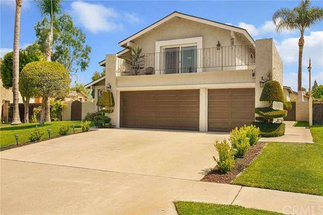 124 S Calle Da Gama, Anaheim Hills, CA 92807 (#PW21077445) :: Zen Ziejewski and Team