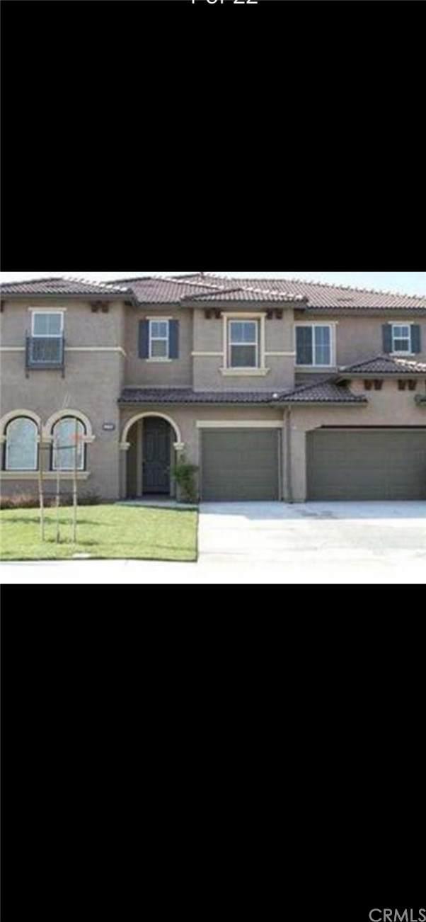 7638 Stonegate Drive, Eastvale, CA 92880 (#TR21082328) :: COMPASS