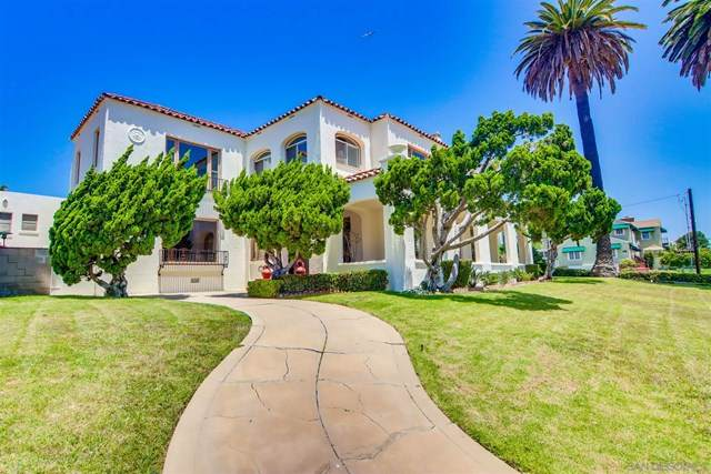 2478 Rosecrans St, San Diego, CA 92106 (#210010189) :: Crudo & Associates