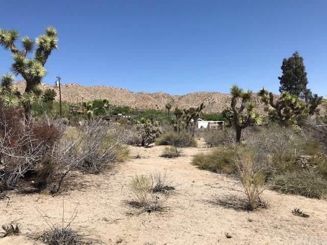 0 Cardillo Trail, Yucca Valley, CA 92284 (#JT21082378) :: Zen Ziejewski and Team