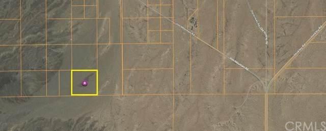 0 Iron Mountain Rd, Phelan, CA 92347 (#CV21082366) :: Zen Ziejewski and Team