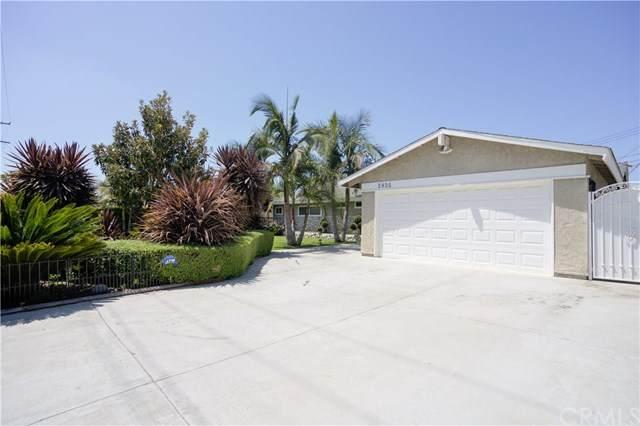 2835 N White Avenue, La Verne, CA 91750 (#CV21082090) :: Cal American Realty