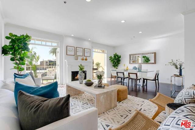 1040 4th Street #302, Santa Monica, CA 90403 (#21720254) :: RE/MAX Empire Properties