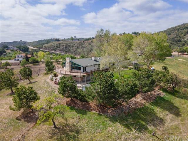 1289 Mountain Springs Road, Paso Robles, CA 93446 (#NS21080670) :: Team Forss Realty Group