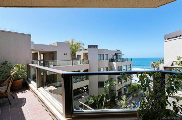 333 Coast Blvd #22, La Jolla, CA 92037 (#210010208) :: RE/MAX Empire Properties