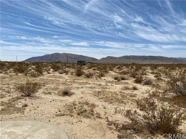 0 Pinto Mountian Road, 29 Palms, CA 92277 (#JT21082508) :: RE/MAX Empire Properties