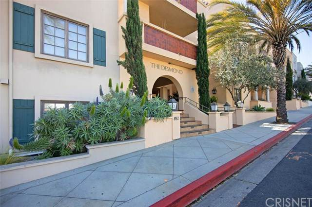 851 N San Vicente Boulevard #302, West Hollywood, CA 90069 (#SR21082561) :: Berkshire Hathaway HomeServices California Properties