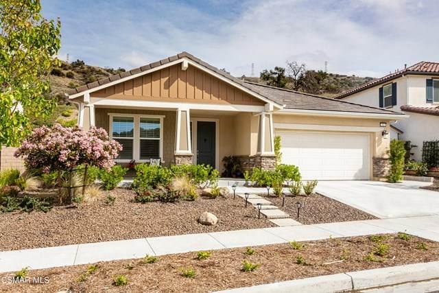52 Redwood Grove Court, Simi Valley, CA 93065 (#221002037) :: Go Gabby