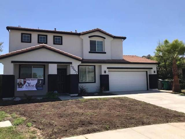 26457 Granite Ridge Lane, Menifee, CA 92584 (#DW21082599) :: Power Real Estate Group