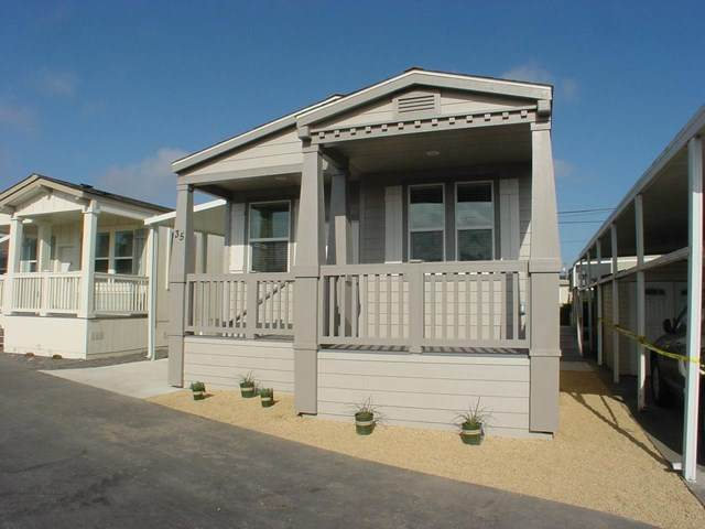1146 Birch Avenue #35, Outside Area (Inside Ca), CA 93955 (#ML81839821) :: Mint Real Estate