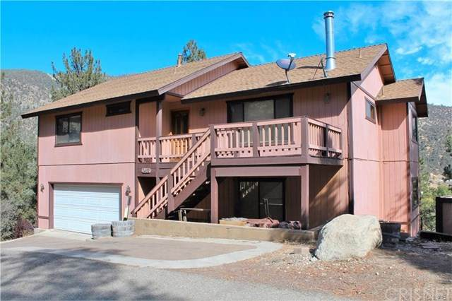 2452 Tyndall Way, Pine Mountain Club, CA 93222 (#SR21079061) :: The Costantino Group | Cal American Homes and Realty