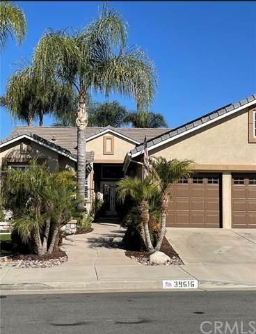 39616 Via Galletas, Murrieta, CA 92562 (#SW21081722) :: Power Real Estate Group
