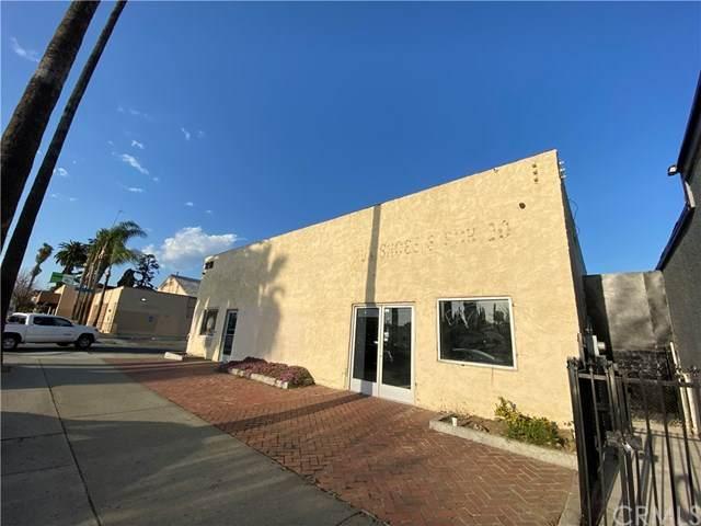 1210 S Garey Avenue, Pomona, CA 91766 (#OC21082761) :: Cal American Realty