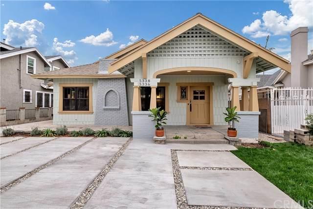 5336 Lemon Grove Avenue, Los Angeles (City), CA 90038 (#AR21082748) :: Massa & Associates Real Estate Group | eXp California Realty Inc