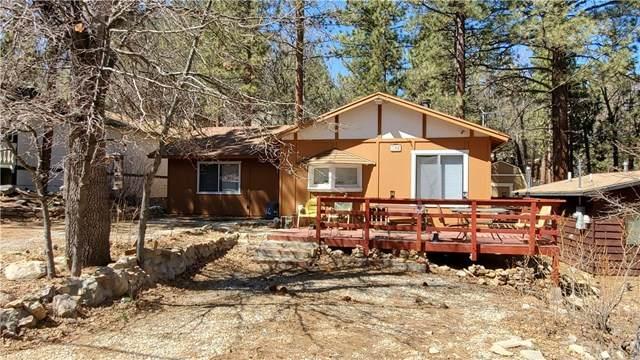 794 Spruce Lane, Big Bear, CA 92386 (#OC21082620) :: Blake Cory Home Selling Team