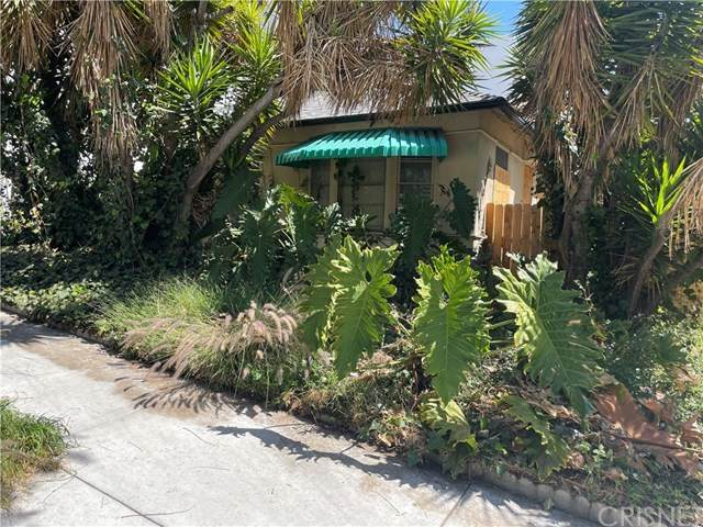 1204 Larrabee Street, West Hollywood, CA 90069 (#SR21079170) :: RE/MAX Masters