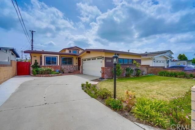 2222 W 236th Place, Torrance, CA 90501 (#SB21056248) :: Compass