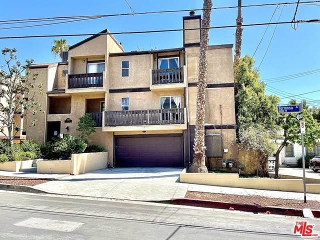 1626 N Formosa Avenue E, Los Angeles (City), CA 90046 (#21721434) :: Massa & Associates Real Estate Group | eXp California Realty Inc