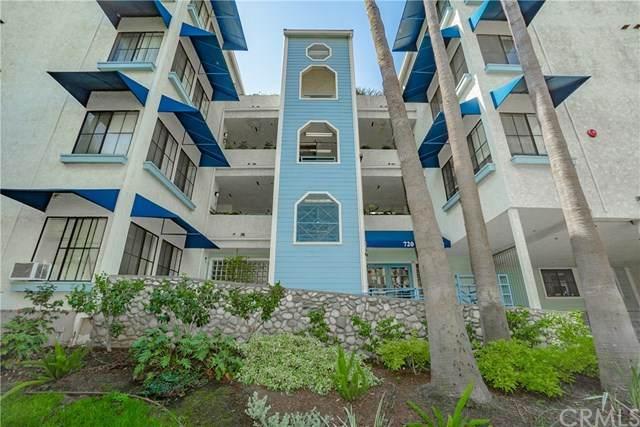 720 W 4th Street #119, Long Beach, CA 90802 (#PW21083160) :: Massa & Associates Real Estate Group   eXp California Realty Inc