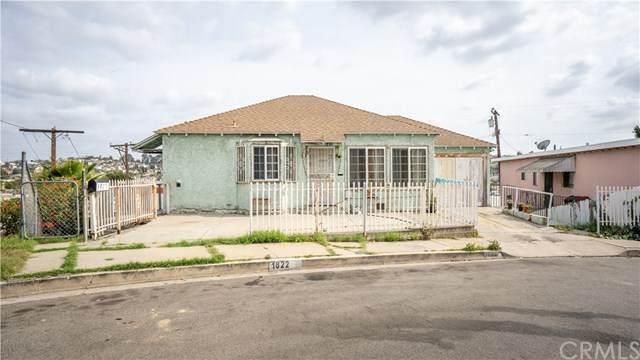 1822 Seigneur Avenue, El Sereno, CA 90032 (#DW21083273) :: Team Forss Realty Group