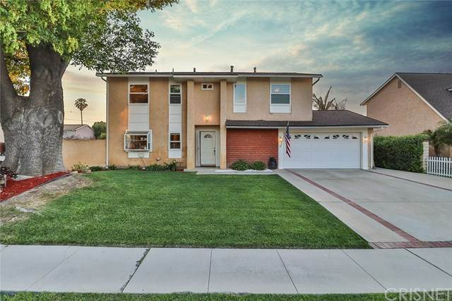 1247 Fuller Avenue, Simi Valley, CA 93065 (#SR21082955) :: Wendy Rich-Soto and Associates