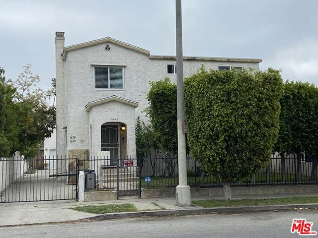 1448 S Redondo Boulevard, Los Angeles (City), CA 90019 (#21721456) :: Mint Real Estate
