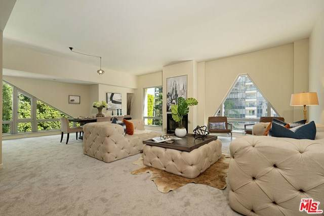10727 Wilshire #306, Los Angeles (City), CA 90024 (#21721034) :: Bathurst Coastal Properties