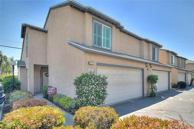 673 N Lark Ellen Avenue #19, Covina, CA 91722 (#TR21083314) :: RE/MAX Masters