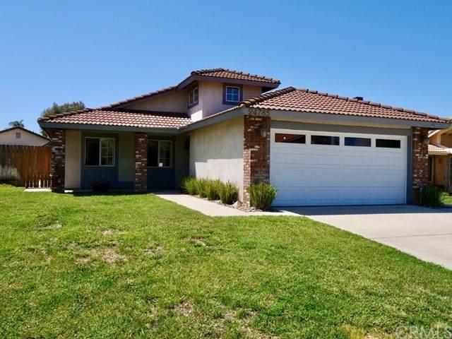 24785 Half Dome Court, Murrieta, CA 92562 (#CV21083403) :: Power Real Estate Group