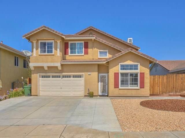 869 Las Flores Street, Soledad, CA 93960 (#ML81839959) :: Mint Real Estate