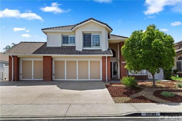 39583 Cedarwood Drive, Murrieta, CA 92563 (#IG21083560) :: Power Real Estate Group