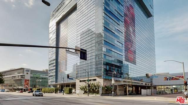 900 W Olympic Boulevard 33B, Los Angeles (City), CA 90015 (#21721254) :: Massa & Associates Real Estate Group | eXp California Realty Inc