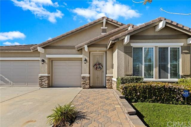 27112 Early Dawn Road, Menifee, CA 92584 (#SW21083577) :: Power Real Estate Group